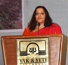 Speaker Dr. Shibani Ghosh by