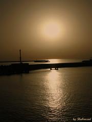 First sunset (Shahrazad26) Tags: sunset zonsondergang coucherdusoleil tangermed marokko maroc morocco