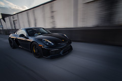 Slow Motion (Colbis) Tags: hot sexy car racetrack race speed dangerous nikon photoshoot shot bokeh awesome engine fast tokina german porsche rig d750 pro mean quick mid gt4 caymen 17mm riggin bokehlicious
