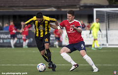 York City FC vs Doncaster Rovers FC (Ice photography York) Tags: york uk