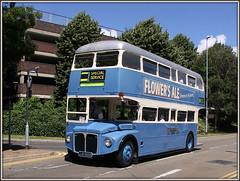 RML2565, Castle Way, Wellingborough (Jason 87030) Tags: blue heritage vintage rally northamptonshire july northants stratford wellingborough 2016 rml 2565 jjd565d