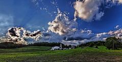 IMG_9212-14Ptzl1TBbLGE2 (ultravivid imaging) Tags: ultravividimaging ultra vivid imaging ultravivid colorful canon canon5dmk2 clouds rural scenic fields farm barn