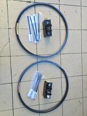 Lynskey Viale (m.kdaim) Tags: lynskey viale disc velocity dyad hope retainer commuting touring bike bicycle pro4 trials single speed titanium