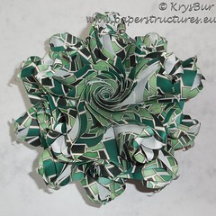 k16029a (Origami Spirals) Tags: origami paper curler twirl twirligami