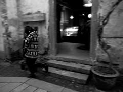 pingjiang lu (-{ ThusOriginal }-) Tags: 2009 china color digital grd3 grdiii oldstreet people ricoh shop street suzhou thusihaveseen winter woman