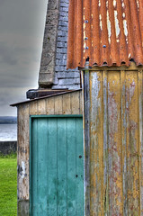 Avoch 26 July 2016-0516.jpg (JamesPDeans.co.uk) Tags: woodenbuildings avoch gb buildings colourfulbuildings unitedkingdom commerce blackisle colour britain scotland architecture metals highlands europe uk corrugatediron digital downloads for licence prints sale man who has everything james p deans photography