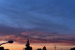 Sunset (azyef94) Tags: sonnenuntergang sunset sunsetshot photography nikondsrluser noedit nofilter nature flickrnature himmel wolken