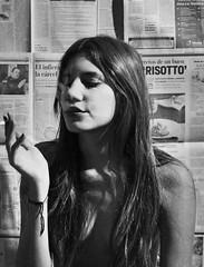 'Women soul' (jhonfchica) Tags: nude naked nakedwomen nakedart nakedpic nudeart conceptualphotography conceptual colombian cigarrets white black blackandwhitephotography blackandwhite pic photo photography