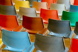 Colored chairs (on Explore)