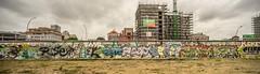 Berliner Mauer. (Gordon Haws) Tags: berlinermauer berlinwall berlin mühlenstrase ostbahnhof eastberlin westberlin ddr eastgermany
