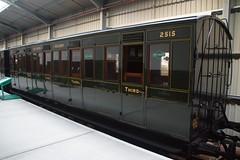 DSC02172 (Alexander Morley) Tags: uk train victorian railway steam story solent isle wight railtours havenstreet slta77v