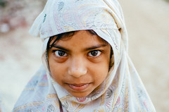"A ""Going to Maqtab"" Portrait (Sheikh Shahriar Ahmed) Tags: portrait girl kids digital kid muslim hijab muslimkids kidportrait sheikhshahriarahmed maqtab"