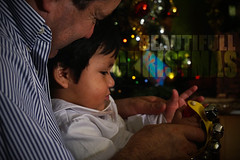 Beautifull CHRISTMAS (edhuortiz) Tags: christmas night navidad luces noche 25 papa nio beautifull 2014