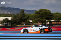 Porsche 911 GT3 RSR (Raphal Belly Photography) Tags: blue test orange cars car racetrack race french paul photography eos high track european photographie gulf te