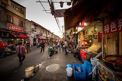 (Rob-Shanghai) Tags: china street leica sun shanghai shops m240 cv12mm