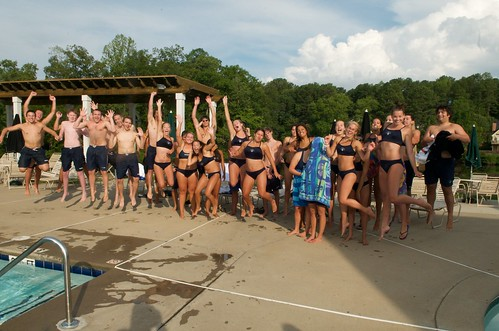 Happy Lifeguards!