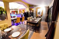 บรรยากาศสวยๆในร้านอาหาร Salabar สุขุมวิท61