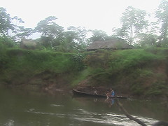 River Transport on Rio Indio