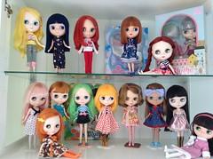 My dolly family Christmas 2014
