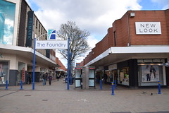 DSC_6343 Scunthorpe High Street Lincolnshire The Foundry (photographer695) Tags: street new old its car shop mall shopping out major town is moving high all sad with parking center it location lincolnshire have planning shops even they did possible stores left miserable without has deserted failed each own scunthorpe avoid connect derilict restrictions foresight so