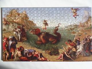 Liberazione di Andromeda, Piero di Cosimo, Artifact, 411 pieces