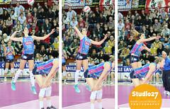 #Finessi_Luca Cristina Chirichella (Luca Finessi - Studio27) Tags: volley pallavolo battuta novara chirichella