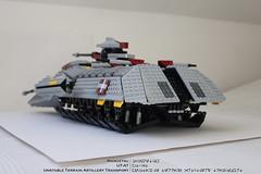 UT-AT 010 (Mangetsu16) Tags: star starwars republic tank lego marines wars clone commander galactic trident moc bacara kiadimundi utat mygeeto