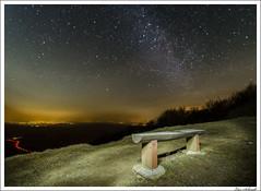 Sternenhimmel über dem Sonnenstein (schmilar77) Tags: stars deutschland star thüringen himmel stern nachtaufnahme sterne eichsfeld länder bildbeschreibung tageszeit tamron1024mmf3545spdiiildaslif