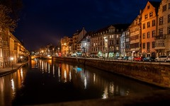Strasbourg (02) (Vlado Ferenčić) Tags: france night nocturnal cities strasbourg alsace tamron175028 nikond90 citiestowns