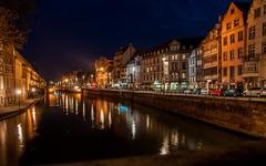 Strasbourg (02) (Vlado Ferenčić) Tags: france night nocturnal cities strasbourg alsace tamron175028 nikond90 citiestowns