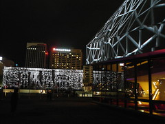 2015 Adelaide Festival opening #3 (robynbrody) Tags: light architecture festive lights australia adelaide lightning southaustralia