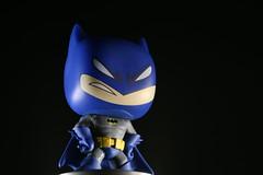 From the Rooftops (FilmandFocusPhoto) Tags: blue black macro yellow canon comics toy 50mm dc vinyl sigma hero batman figurine todayspic macrophotography noprocessing photoshopfree macrounlimited macrodreams