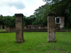 Remains of Jodensavanne shul