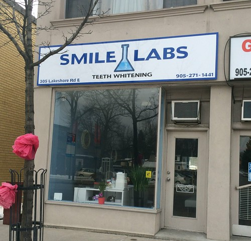 Smile Labs Teeth Whitening in Port Credit