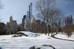 New York 2015 (Dubaiian) Tags: park nyc winter snow newyork ice marriott centralpark central essexhouse jwmarriottessexhouse