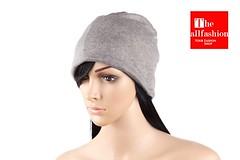 HF-0001 – หมวกแฟชั่นคลุมศีรษะดึงมาปิดหูกันหนาวได้ทำเป็นผ้าพันคอได้เนื้อผ้านิ่มยืดหยุ่นเก๋เท่มีสไตล์