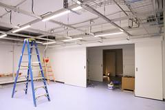 Umbau CHEOPS Lab_CSH-UniBE-Sylviane Blum-8