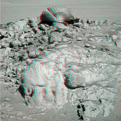 Opportunity Pancam  Sol 3948 anaglyph (2di7 & titanio44) Tags: opportunity mars rover anaglyph nasa jpl