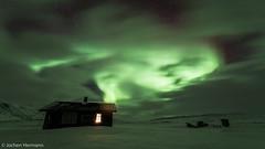 Nordkalottleden Winter15-151 (jo.hermann) Tags: winter nikon outdoor skandinavien aurora nikkor sled skitour pulka d610 storrostahytta