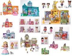 KeyTweens (Just a Nobody) Tags: toy key doll figures playset bandai caste tweens
