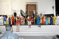 """""""A voz que Clama no Deserto"""" (itaborairj) Tags: teatro praa so joo batista marechal floriano peixoto casadoartista"""