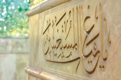 Shh Chrgh (mop plaer) Tags: sculpture iran persia mosque shiraz calligraphy mosque perse calligraphie chiraz shahcherag