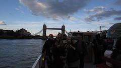 Team Boat Cruise 9 (cherylea_cater) Tags: london thames river rainbow boattrip shard countyhall teamnight