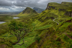 The Quiraing, Isle of Skye, Scotland (erwinberrier) Tags: skye scotland highlands isleofskye scotish quiraing scotishhighlands