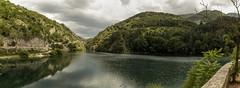 Lago di S. Domenico (andreapicano1) Tags: lake lago art landscape gole san domenico panoramica photo