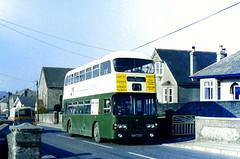 Slide 066-29 (Steve Guess) Tags: road uk england bus coach cornwall newport gb alexander tours stoneman leyland currian altantean hdw772e