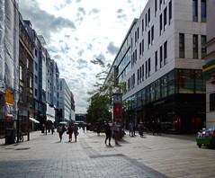 Leipzig City #2 (Raoul Brosch) Tags: world street city germany deutschland europa europe saxony leipzig sachsen stadt architektur passagen welt stadtlandschaft profanbauten