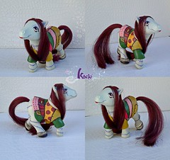 Sally (- kaori -) Tags: christmas jack before sally pony g1 nightmare littlepony