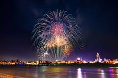 _3(DSC_0857) (nans0410(busy)) Tags: taiwan newtaipeicity dadaocheng fireworks danshuiriver sanchung valentinesday