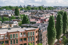 Amsterdam rooftops. (ShaneRounce.com Design and Photography) Tags: street city travel holland netherlands amsterdam architecture nikon europe photgraphy noordholland d7000 nikond7000